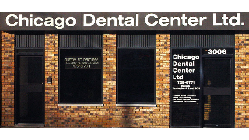 Chicago Dental Center front